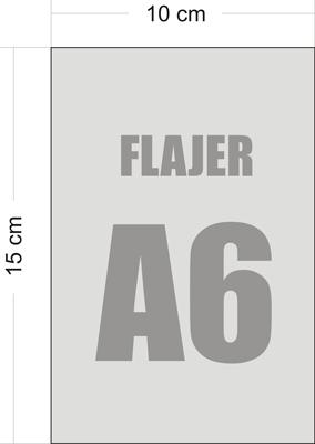 Flajeri A6